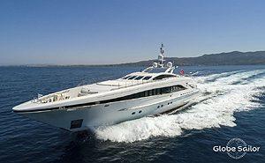 Luxury Yacht Charter Globe Sailor