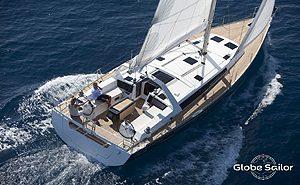 Luxury Sailing Yacht Globe Sailor