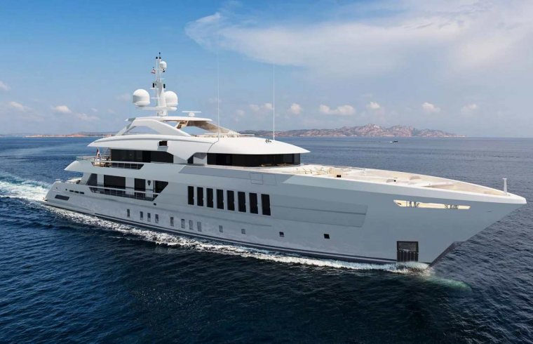 Heesen YN 19055 Project Castor is sold