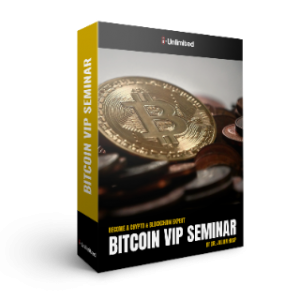 Bitcoin VIP Seminar | I-Unlimited Affiliate Academy