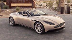 Aston Martin DB11 Volante a Hardtop Convertible