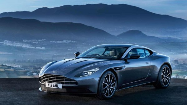 DB11 Aston Martin the exemplary Grand Tourer