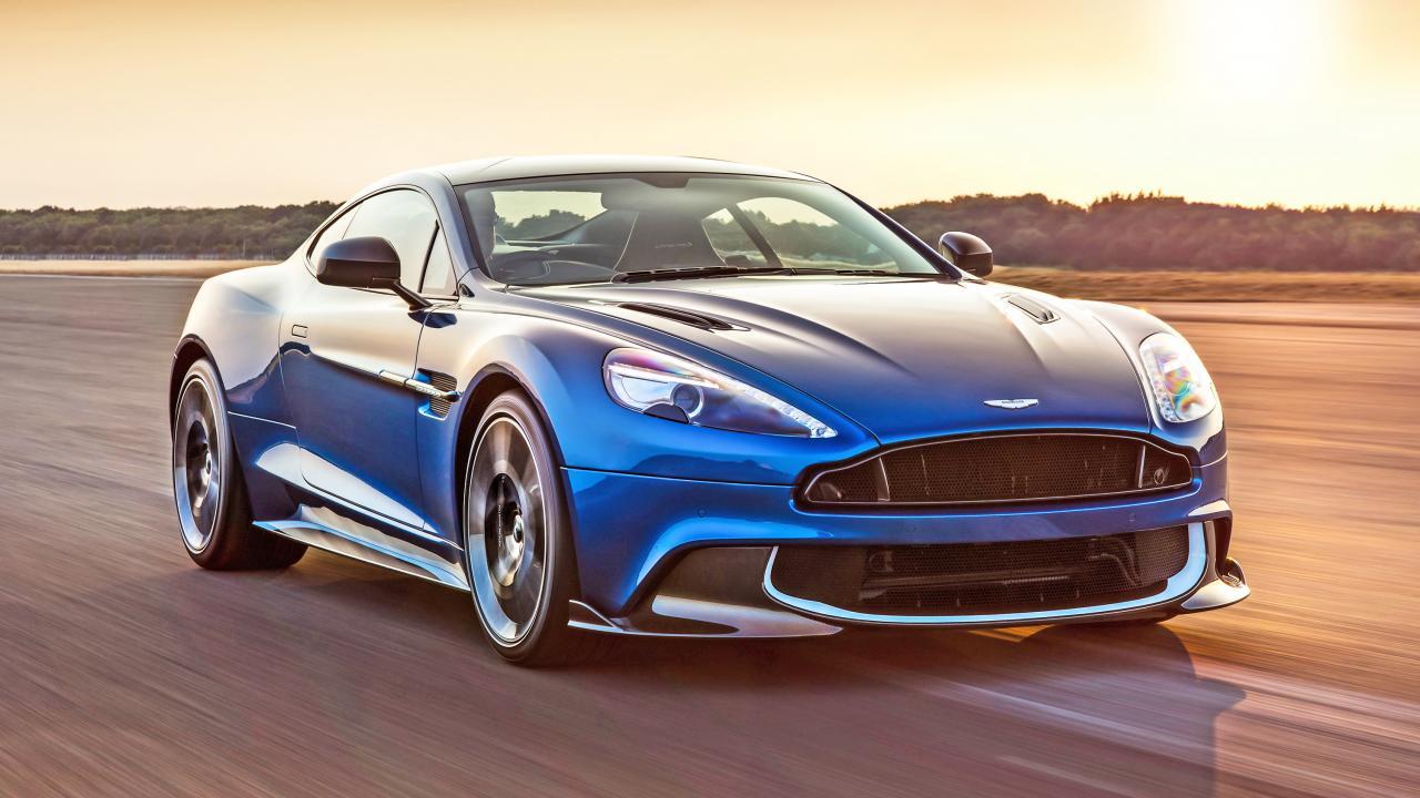Aston Martin Vanquish S Buttlerben The Luxury Marketplace