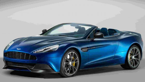 Aston Martin Vanquish Volante V12-Dream-Roadster