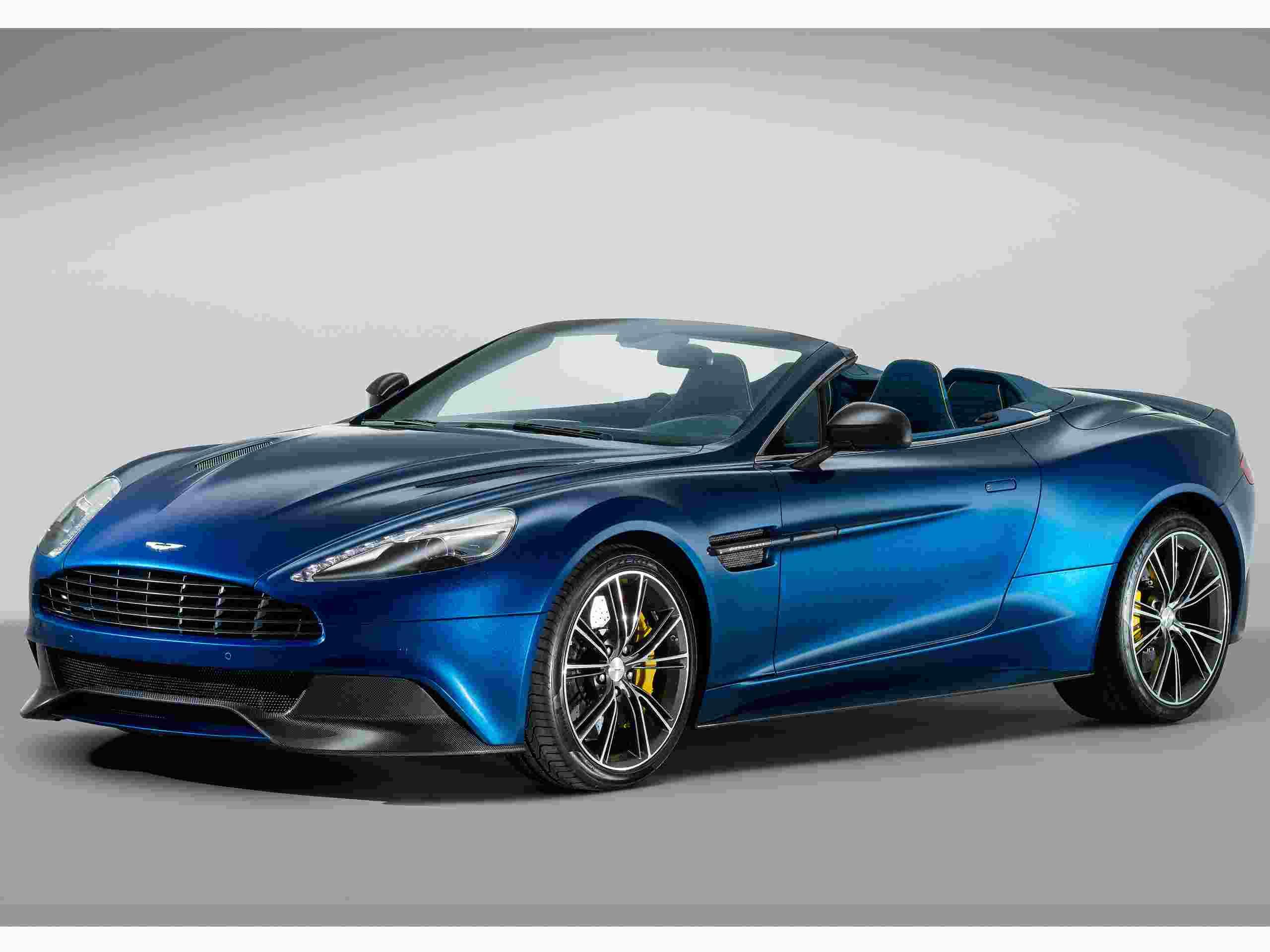 Aston Martin Vanquish Volante V12 Traum Roadster Buttlerben The Luxury Marketplace