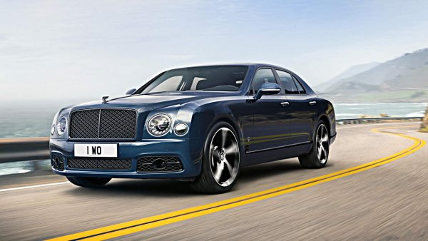 Bentley Mulsanne - Bentley Motors