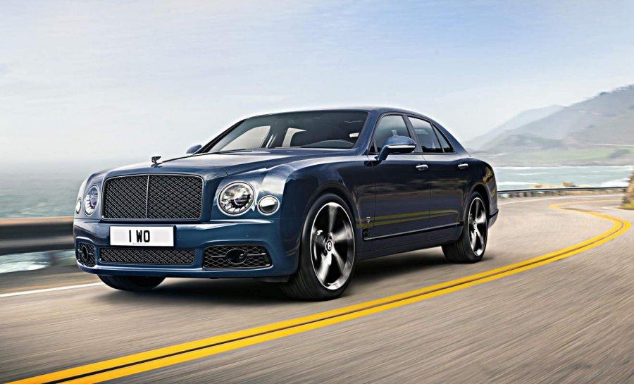 Bentley Mulsanne - Bentley Motors