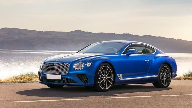 Bentley Motors - The New Continental GT
