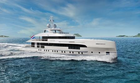 Heesen 19550 Project Altea