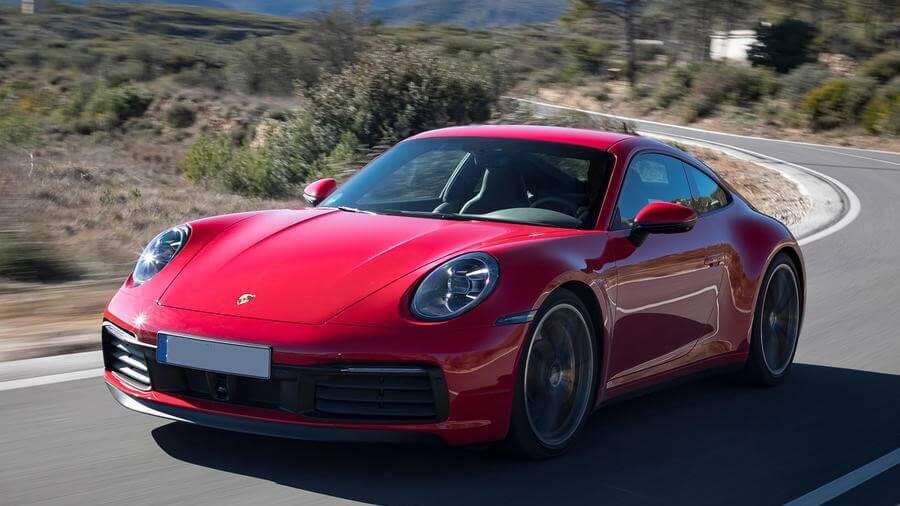 Porsche 911-Carrera-S