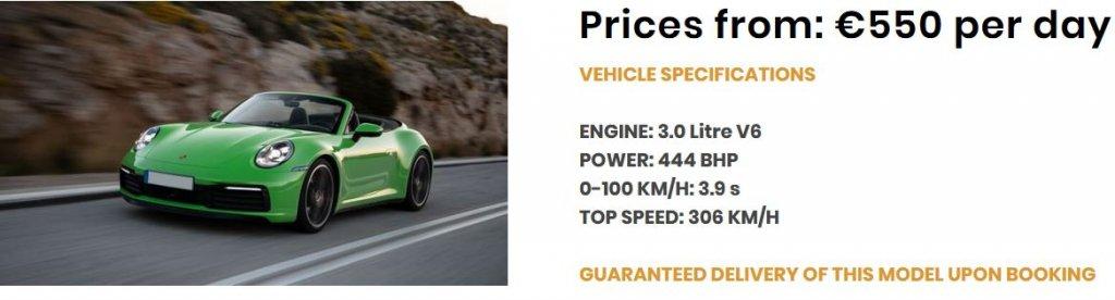 Porsche 911-Carrera-S-Cabriolet