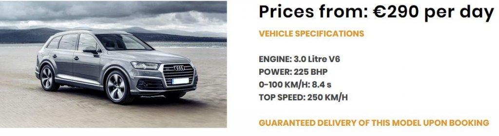 Angebot-Audi Q7