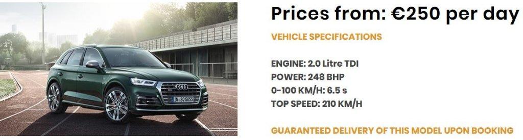 Audi Q5-SUV