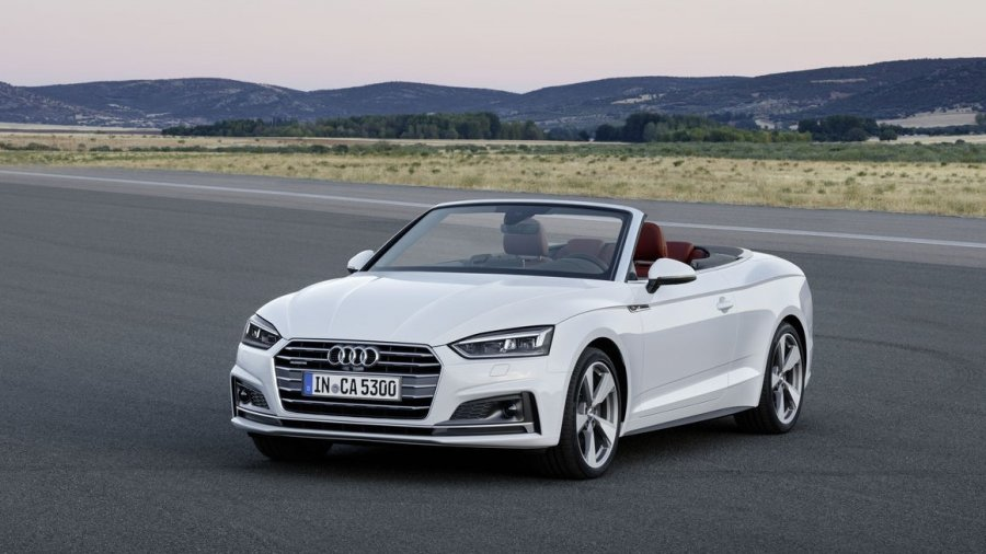 Audi A5 Convertible - Experience Your Emotions