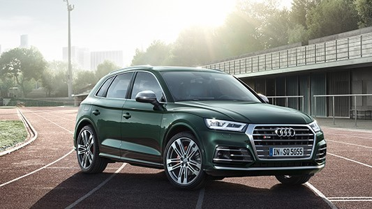 Audi Q5 - Ready For The Moment Ready To Rent