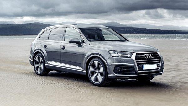 Audi Q7 - Dynamic versatile full-size SUV