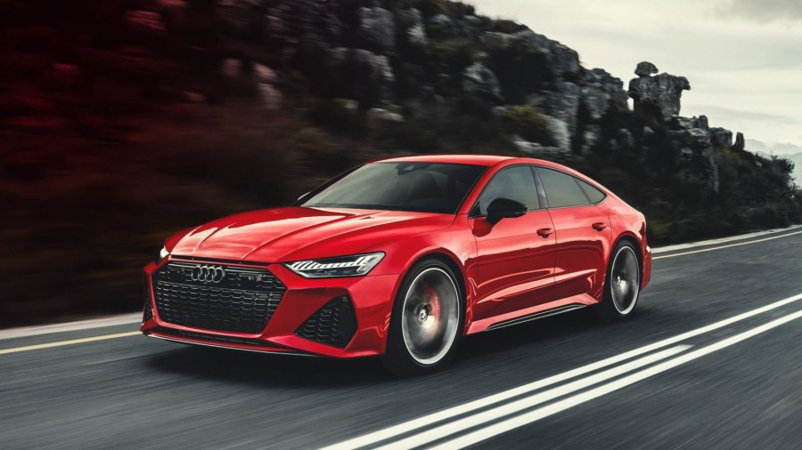 Audi RS7 Flexes The Muscles - More Elegant And Individual