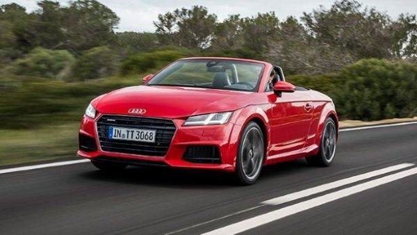 Audi TT Roadster The Universal Talent