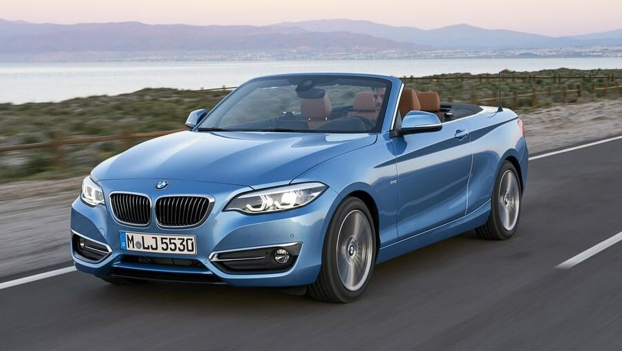 BMW 2 Series Convertible breathtakingly beautiful