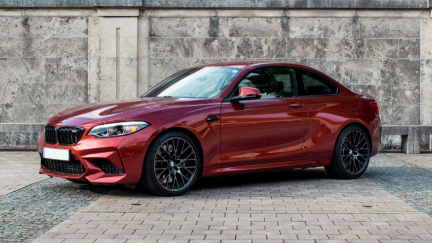 BMW M2-Experience the power of M