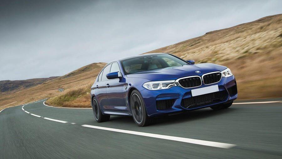 BMW M5 Series Sedan