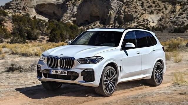 BMW X5 Driving Dynamics