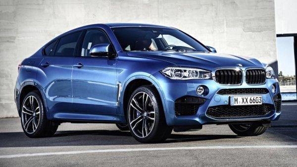 BMW X6 - SUV Power and Presence