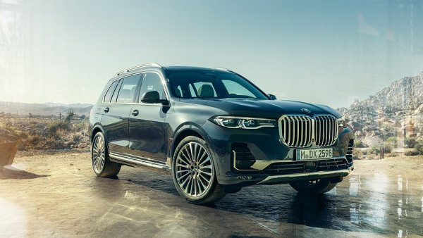 BMW X7- Sports Activity Vehicle
