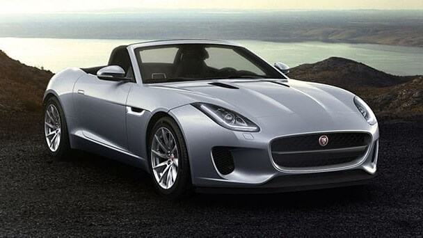 Jaguar F-Type-Convertible