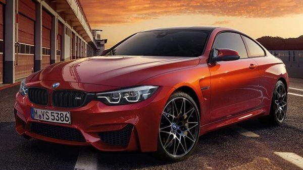 BMW M4 - Coupe Version