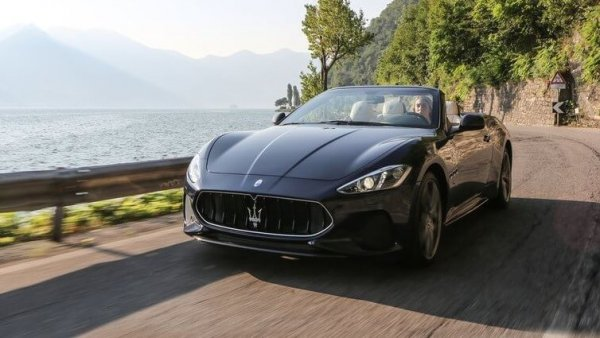 Maserati-Grancabrio