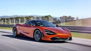 McLaren 720S - Hire Luxury Car