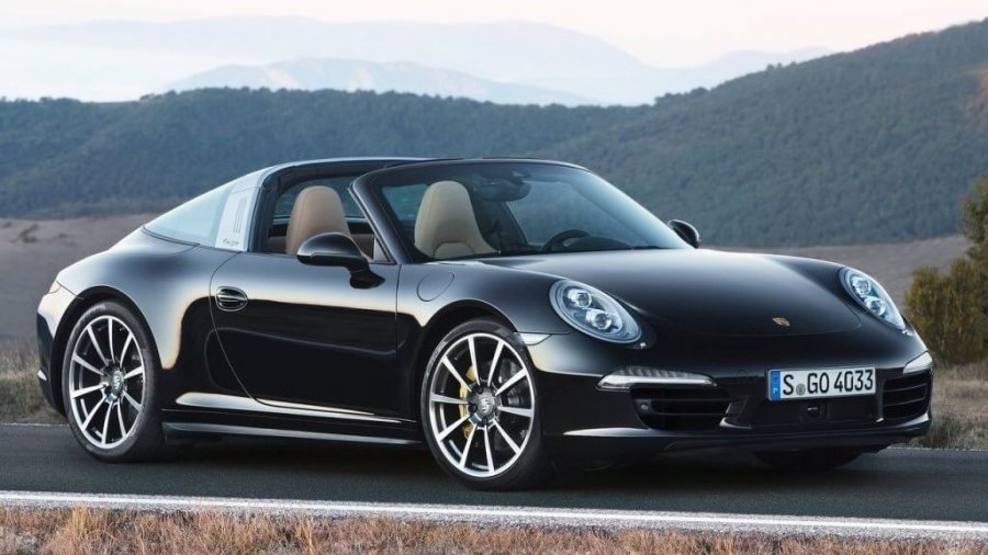 Porsche TargaS