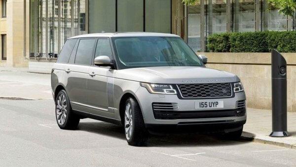 Land Rover Range Rover Vogue - Rent Your Brillant Car
