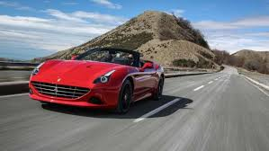 Ferrari California T - Elegant and Versatile