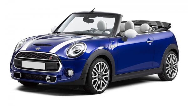 Mini Cooper Convertible - Perfect Car Or Your Holiday