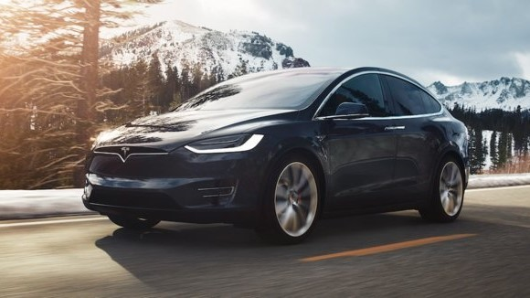 TESLA MODEL X - The Fully Electic SUV