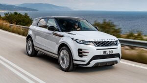 Range Rover Evoque - Plug-In Hybrid