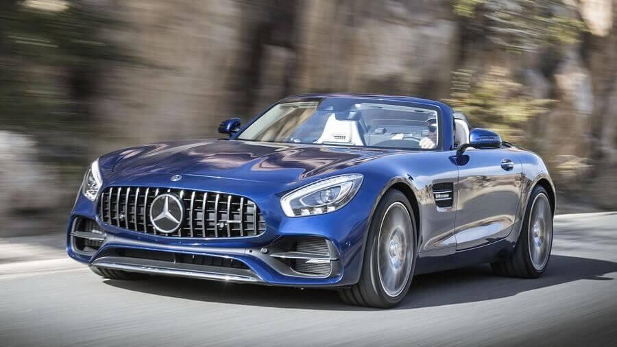 Mercedes GT AMG Roadster