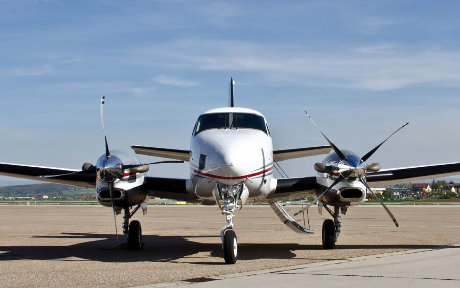 King Air C90GTi Turbo-Prob
