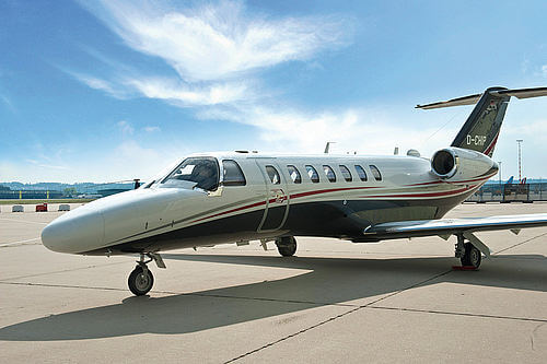 Cessna Citation CJ3+ D-CHIP