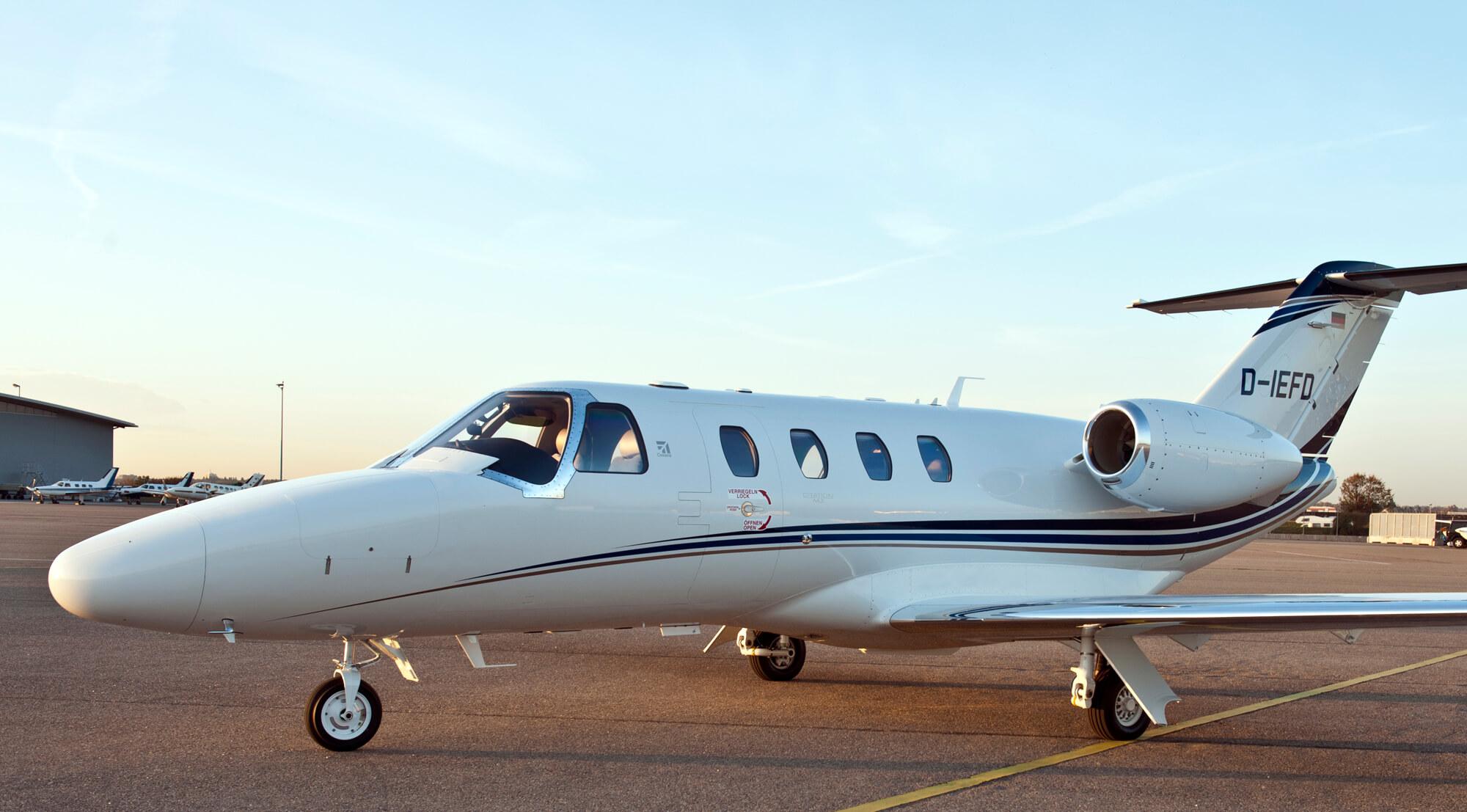 Cessna Citation M2 D-IEFD