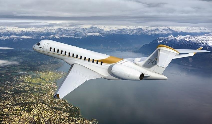 Long Range Jet