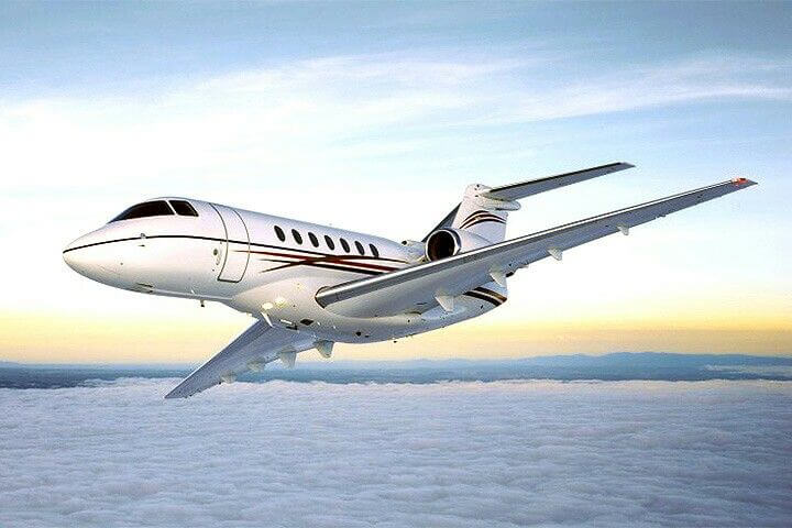 Medium Private Jet